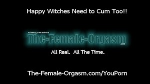 Happy Witches Need to Cum Too