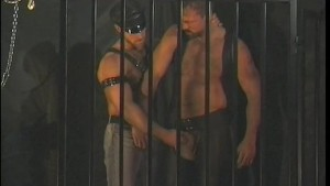 Hunks fucking behind bars - Pacific Sun Entertainment