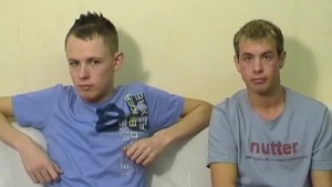 First scene for these twinks - Puppy Productions