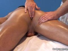 Picture Hot ass fingering massage