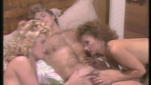 Vintage group fun - Porn Star Legends