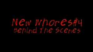 New Whores, Behind the scenes - Mayhem
