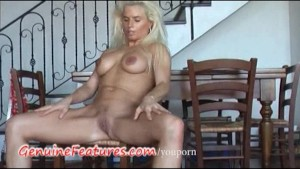 Real czech sexbomb Viktorie - strip and masturbation
