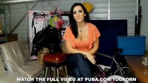 Jayden Jaymes Garage Work