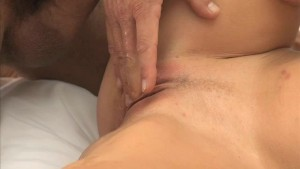 MOM Blonde busty MILF has multiple orgasms