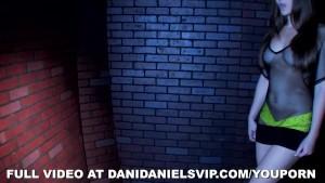 Dani Daniels Mesh Top Vixen