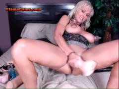 Picture Big Tits MILF Squirting
