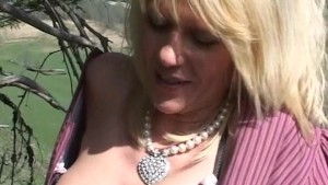 her first anal sex in the mountains