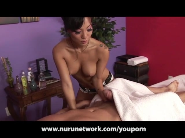 Asa Akira Is The SEXIEST Asian Massage Girl