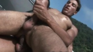 Hot Gay Yatch Bareback sex