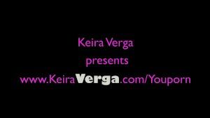 Keira Verga dances
