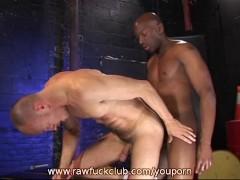 Jayson Gets a Black Monster Cock