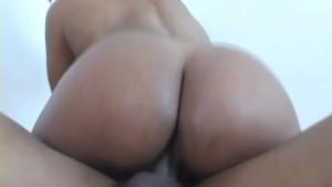 Chocolate Babe Takes A Big Dick - Anarchy