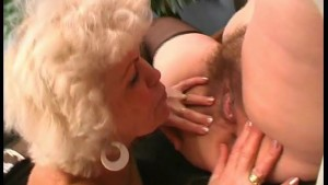 Chubby Grannies Getting It On! - Julia Reaves