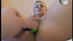 Double Penetration With Double Dildos - Julia Reaves
