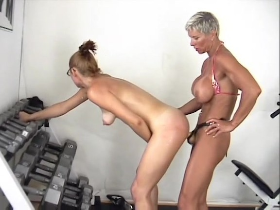 Good fucking butch lesbian bodybuilder video clips phone number