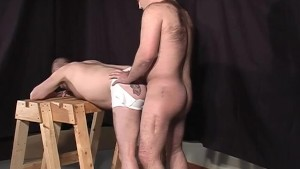 Hairy Bear Pounded - Pig Daddy Productions