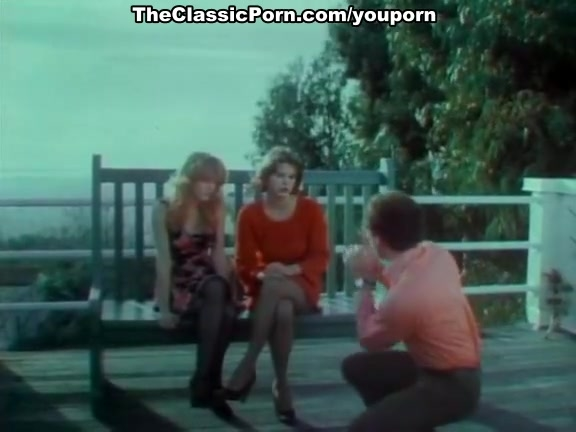 Vintage porn movie with two ladies
