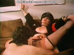 How to seduce professor in classic porn movie