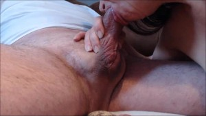 Pulsating hypospadias cock unloads in mouth
