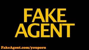 FakeAgent HD Amazing anal creampie casting