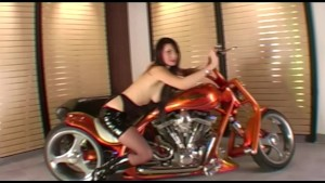 Babe On A Bike - Julia Reaves