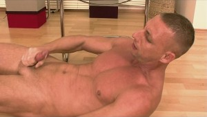 James Jordan, Sexy Jock Masturbating