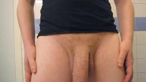 Cam Boy With A Big Cock