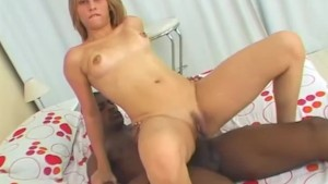 Petite Babe Loves Her BBC - Third World Media