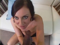 She can't get enough big black cock - Blackout Pictures