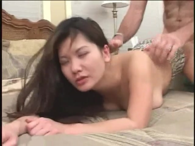 Busty Asian loves to tit-fuck - Dr. Moretwats