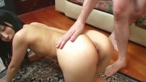 Petite asian gets her ass stuffed - Mavenhouse