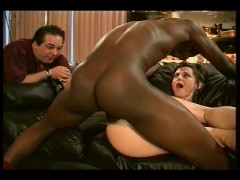 MILF's First Time With BBC While Husband Watches - Wildlife