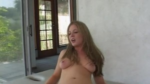 Cute blonde takes it in the ass - Venom