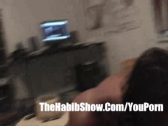 Picture Amateur couple caught giving head while EX w...