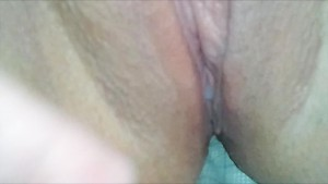 Wife creampie by my boss