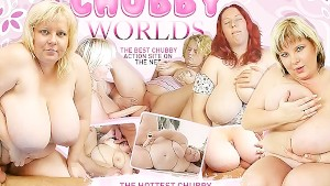 young chubby girls first threesome