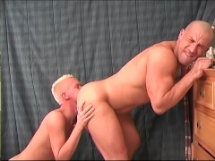 Blonde Cutie Is Obedient - CUSTOM BOYS