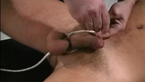 Freaky gay bondage - All Male Studio
