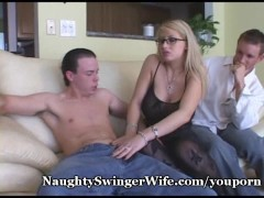 Tasting Naughty Wife Candy