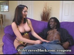 Picture Hot Melissa Fucks Well-Hung Black