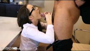 FANTASYHD Office secretary fucked by her boss