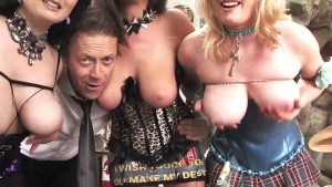 Two Teen Sluts Ass Fucked by Rocco Siffredi