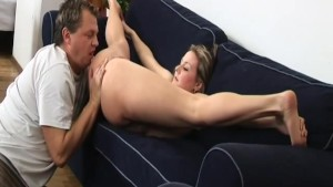 young busty flexible babe fucking
