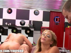 Brazzers LIVE Big & Blonde - NEXT Show 05-22-13 4pm EST 1 pm PST