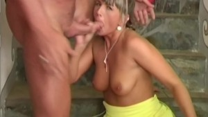 Blonde milf christina fucked in her tight cunt – pleasure photorama