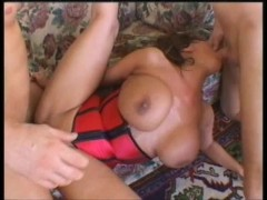 Babe With Huge Tits Gets Pounded Hard - Boss Film