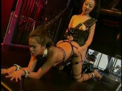 Hot Asian bondage - Bizarre