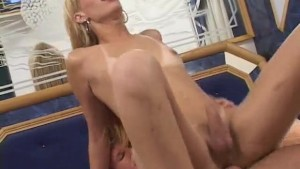 Tall Thin Tranny With Hot Tan Lines Gets Fucked - Trans Sex Films