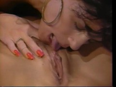 Big tittied lesbians roughly scissors their pussies - CDI